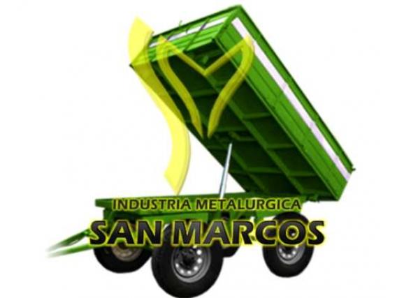 Acoplado Volcador Hidraulico San Marcos