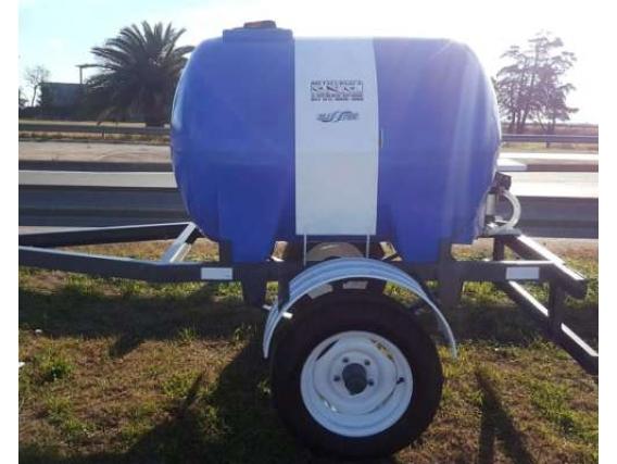 Acoplados Cisterna Combustible Metalurgica CVC