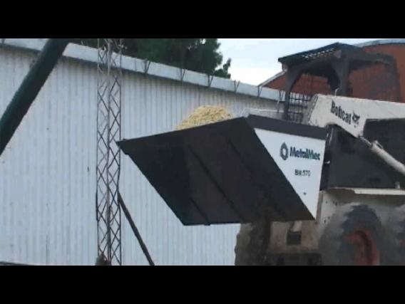 Balde Cerealero Metalmec Bm 570