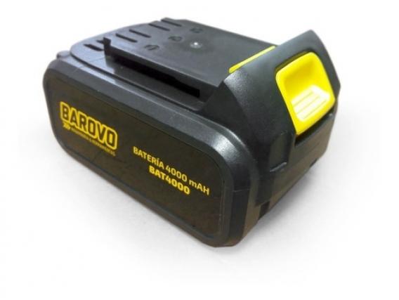 Bateria Universal Barovo  4000 Mah