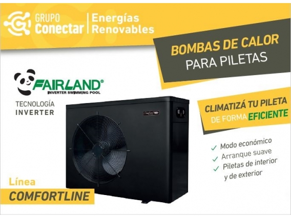 Bomba de Calor Fairland Confortaline BPNR13