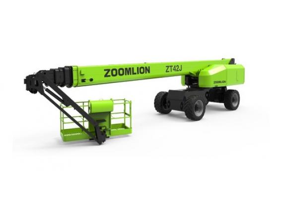 Brazo Articulado Diesel Zoomlion ZT42J de 44 Metros