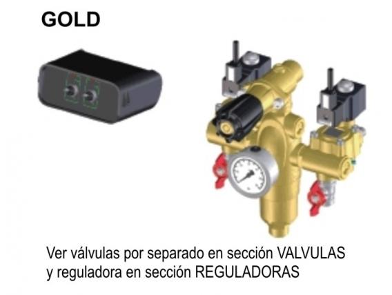 COMANDO ELECT M200 GOLD 2 SECCIONES BRAGLIA