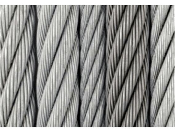 Cables de acero Extrutex