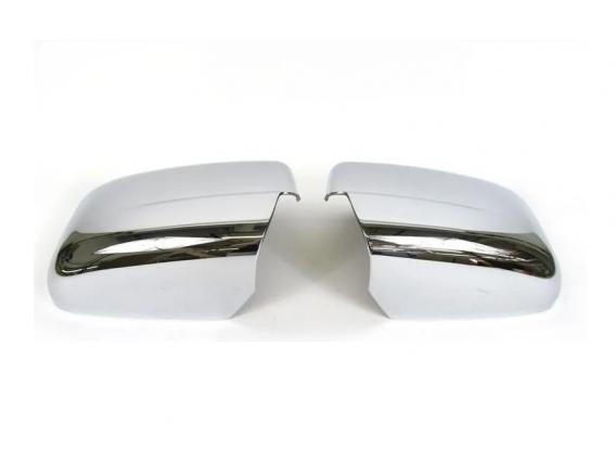 Cachas De Espejos Cromadas Putco Ram 1500 2013 - 2021