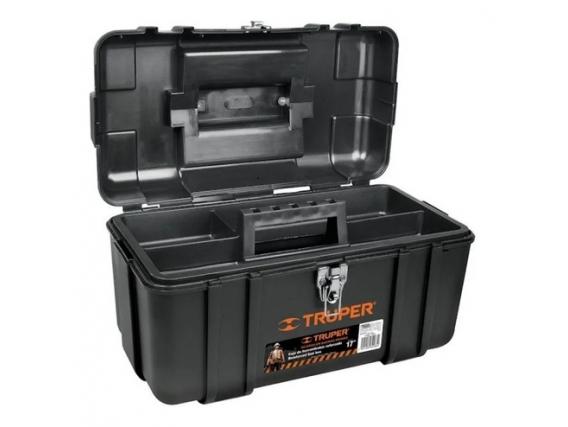 Caja Herramientas Truper 26puLG 66cm Multiuso Plastica
