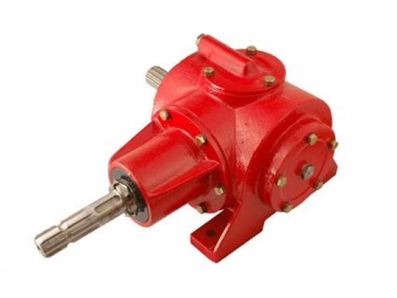 Caja angular de transmision cardanica para desmalezadoras Fermec HM 300