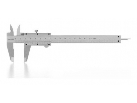 Calibre Standard Hamilton C10 Acero Inoxidable 150mm
