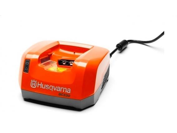 Cargador Husqvarna Qc 330