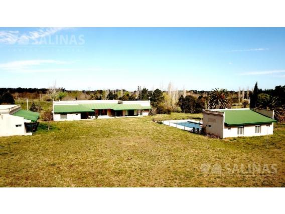 Chacra de 3 hectareas en Las Vizcachas