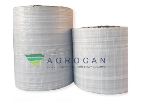 Cinta Adhesiva Agrocan- Resistente para Emparchar Silo Bolsas