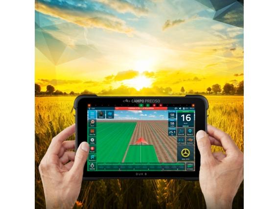 Computadora De Agricultura De Precisión Dux 8