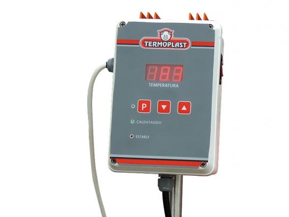 Controlador De Temperatura Termoplast