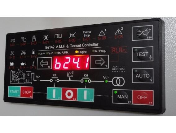 Controlador para Grupo Electrogeno Enermol BE142