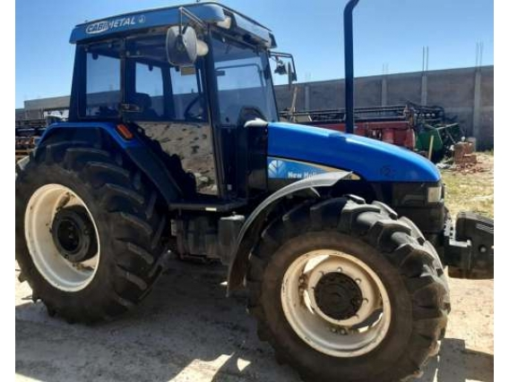 Tractor Tl 95 4Wd