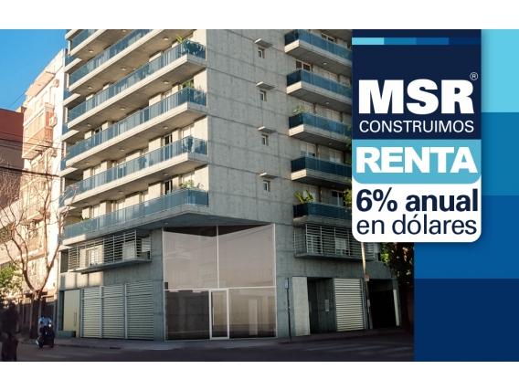 Departamento Monoambiente Divisible - Mendoza 2001 02-A