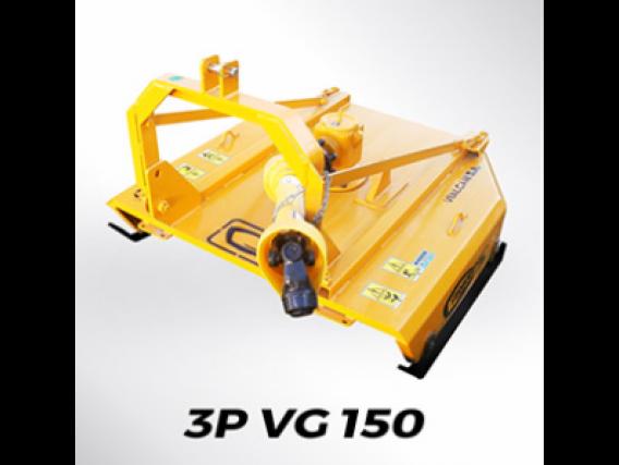 Desmalezadora Grosspal 3P Vg 150