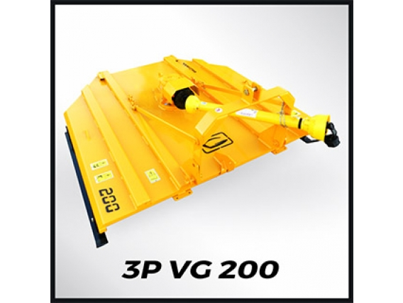 Desmalezadora Grosspal 3P Vg 200