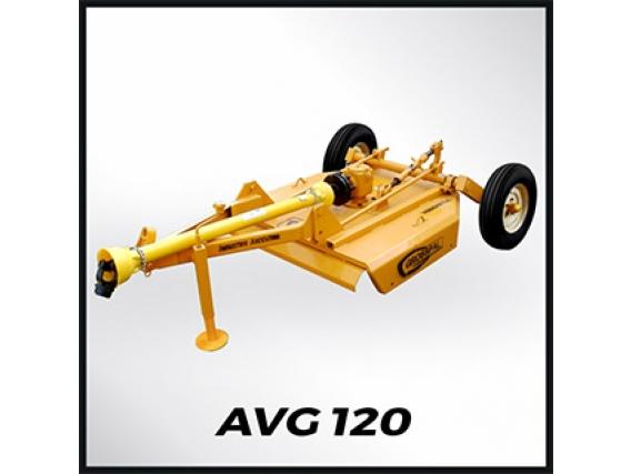 Desmalezadora Grosspal AVG 120