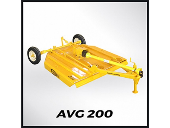 Desmalezadora Grosspal AVG 200