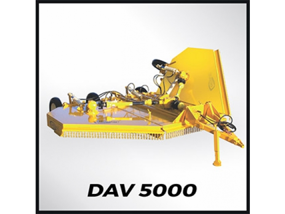 Desmalezadora Grosspal Dav 5000