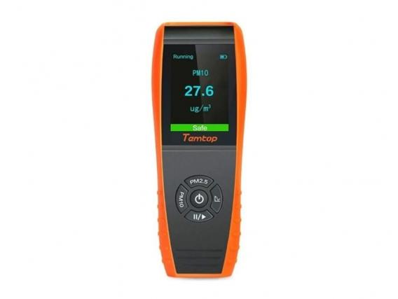 Detector Calidad Aire Temtop P600 Contador Partículas
