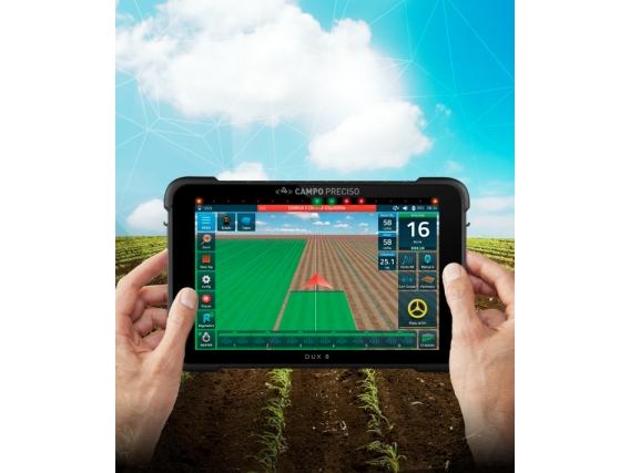 Display De Agricultura De Precisión Dux 8