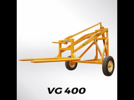 Elevador Transportador De Rollos Grosspal Vg 400