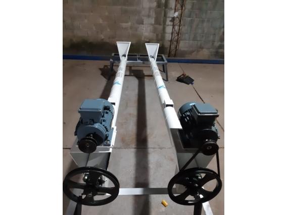 Elevador fijo marca Guifa 2,5m 150mm