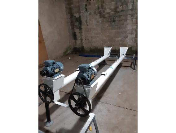 Elevador fijo marca Guifa 2m 150mm