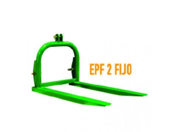 Elevador para 3 puntos Nievas EPF 2 Fijo