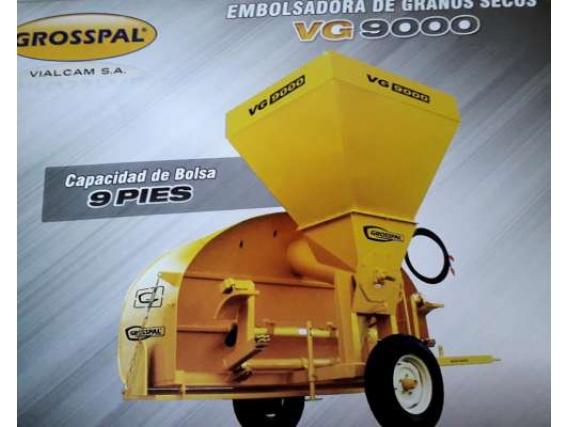 Embolsadora Grosspal VG 9001