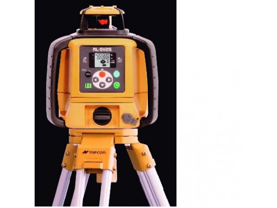 Emisor laser Topcon RL SV2S