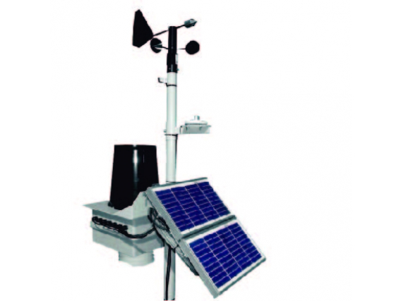 Estacion meteorologica Delver