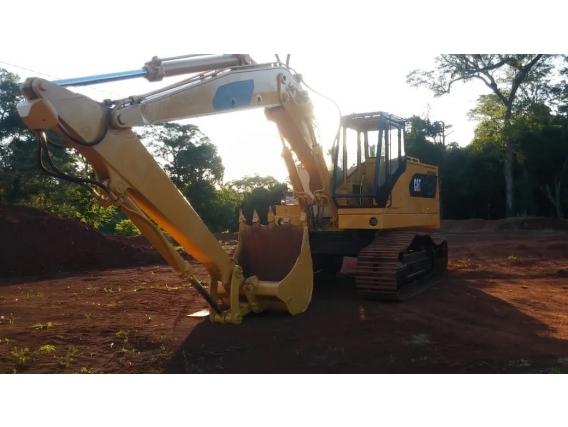Excavadora Caterpillar 225 Ci