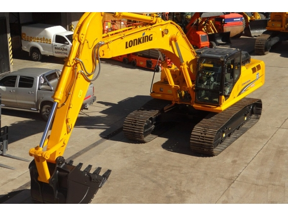 Excavadora Lonking Cdm6365 34Tn 1.6M3, Cummins Anticipo
