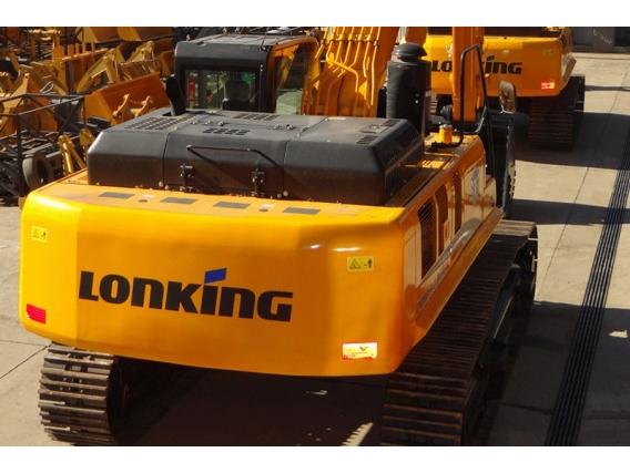 Excavadora Lonking Cdm6485 48Tn 2.2M3, Cummins Anticipo