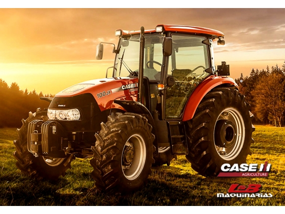 Tractor Case IH Farmall 100Jx General Ramírez