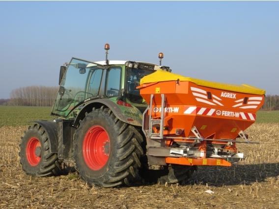Fertilizadora Agrex-Ferti 2400 De Tres Puntos