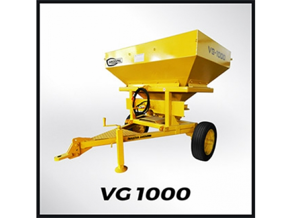Fertilizadora Rotativa Bidisco Grosspal VG 1000