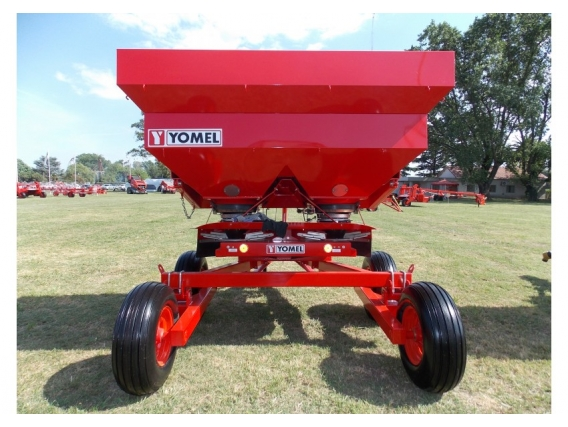 Fertilizadora Yomel Control 3024 A
