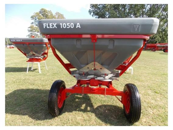 Fertilizadora Yomel Flex 1050 A