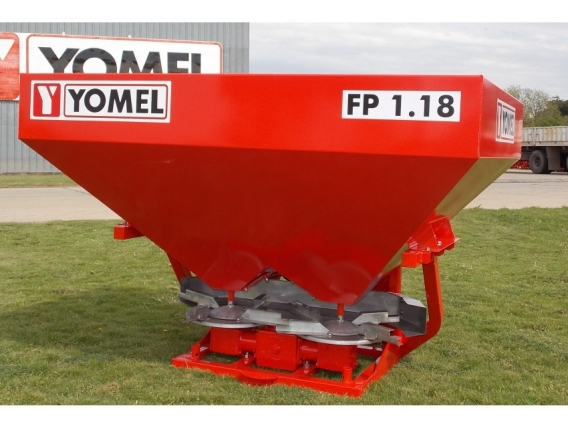 Fertilizadora Yomel Fp 1.18