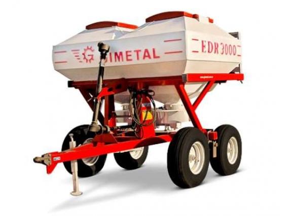 Fertilizadora de Arrastre Gimetal EDR 3000