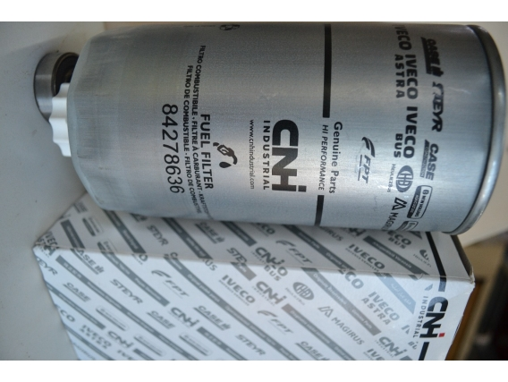 Filtro Combustible CNH 84278636