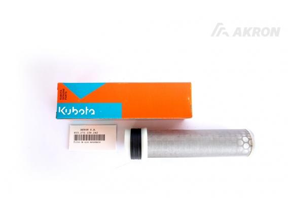 Filtro De Aire Secundario Kubota
