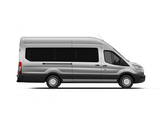 Ford Transit Van Larga TE