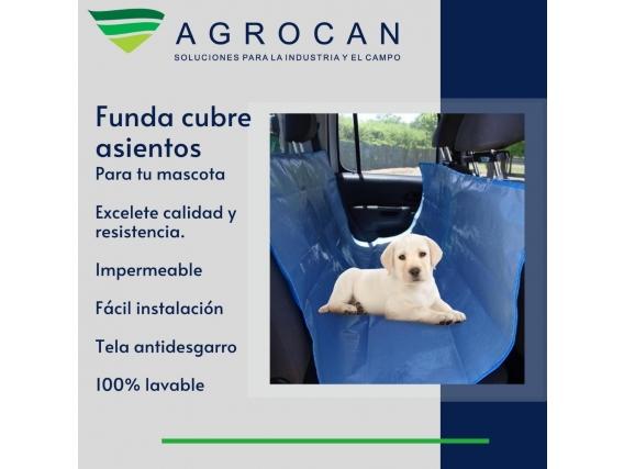 Funda Cubre Asientos Agrocan- Especial para Mascotas