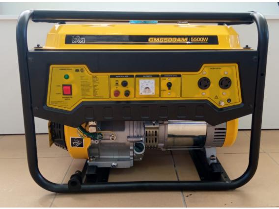 Grupo Generador Bta Gm6500Am 13Hp
