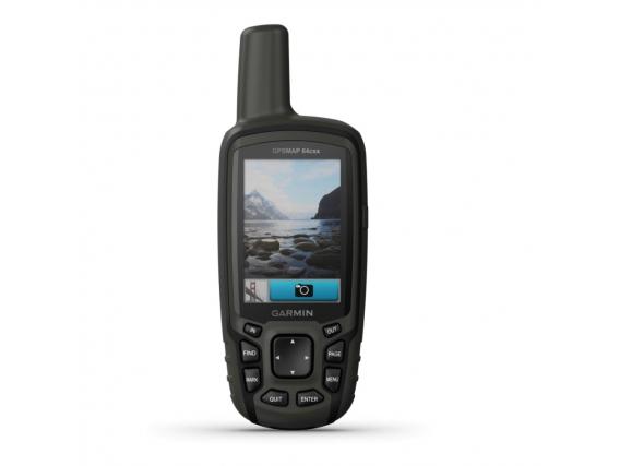 Garmin GPS Portatil Gps Map 64 csx Camara 8 MP